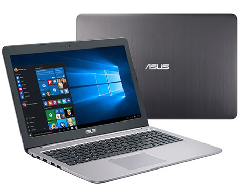ASUS K501UW-NB72 Laptop Intel Core i7 6500U (2.50 GHz) 8 GB DDR4 Memory 750GB
