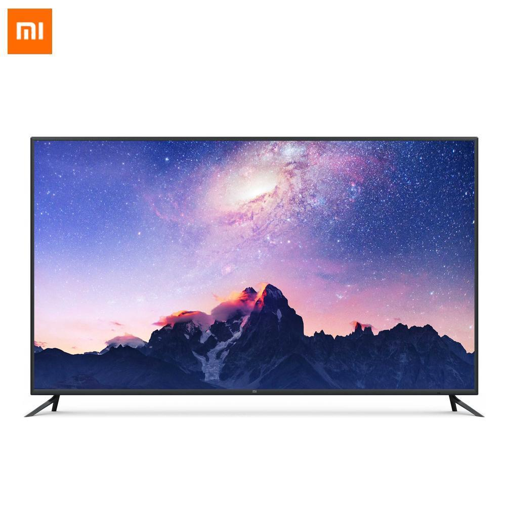 Xiaomi Mi 4 Smart TV 75 inch - BLACK US PLUG