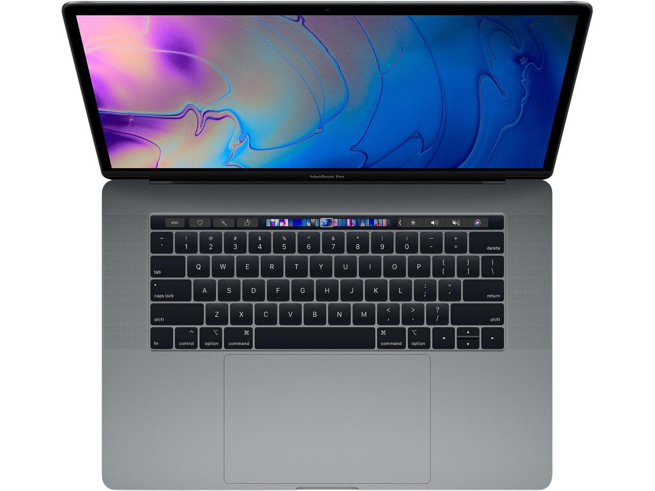 Apple Laptop MacBook Pro MR942LL/A Intel Core i7 8th 16 GB 512GB SSD