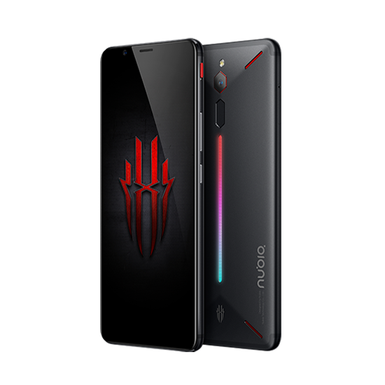 Nubia Red Magic 4G Phablet 8GB RAM 128GB ROM - BLACK