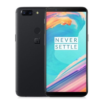 OnePlus 5T 4G Phablet 64GB ROM International Version - BLACK