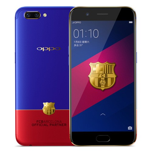 OPPO R11 Official FC Barcelona 4GB 64GB