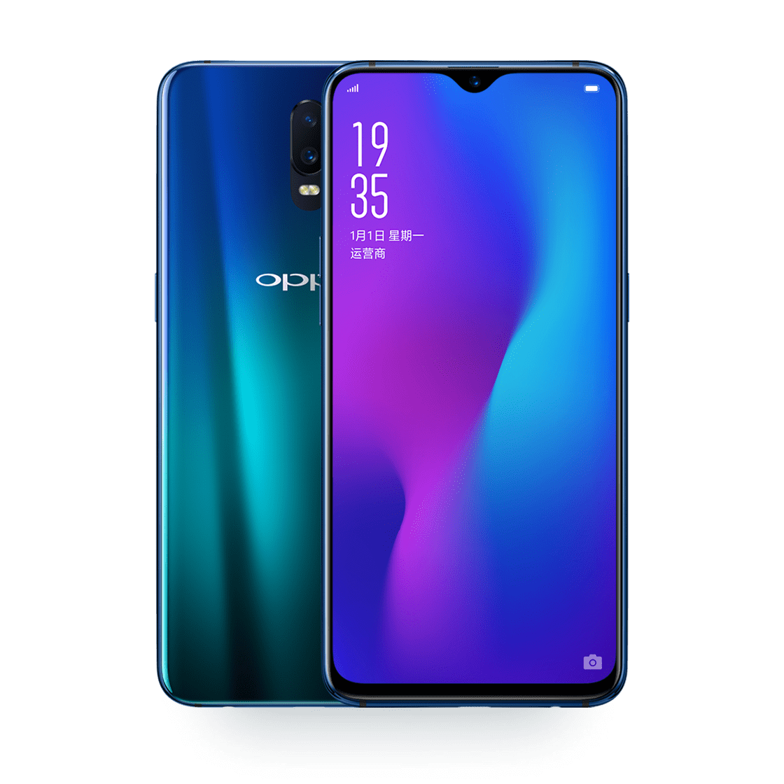 OPPO R17 6GB RAM 128GB ROM 6.4-inch AMOLED notched Screen