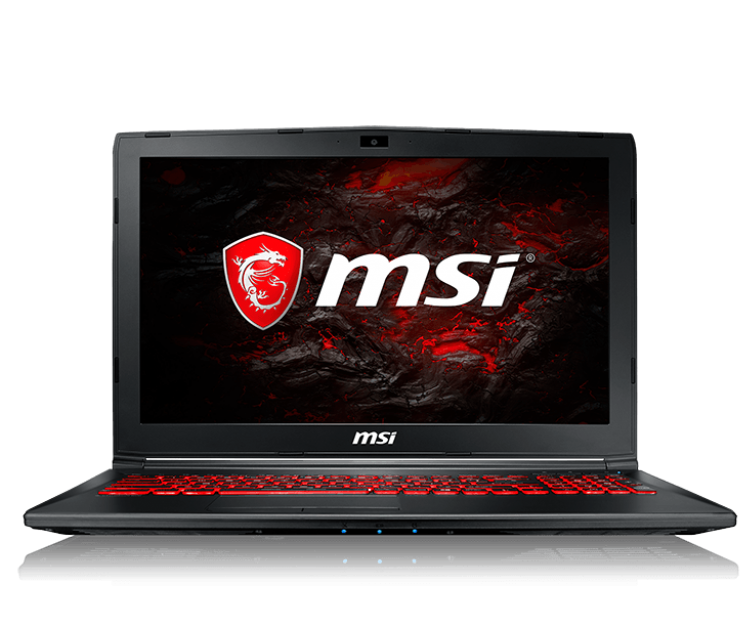 MSI GL62M 7REX - 1252 Gaming Laptop