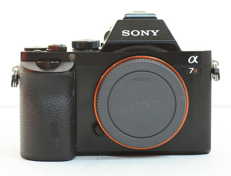 Sony Alpha a7R 36.4MP Digital SLR Camera Genuine