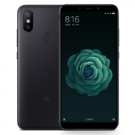 Xiaomi Mi A2 5.99 inch 4G Phablet Global Edition - BLACK