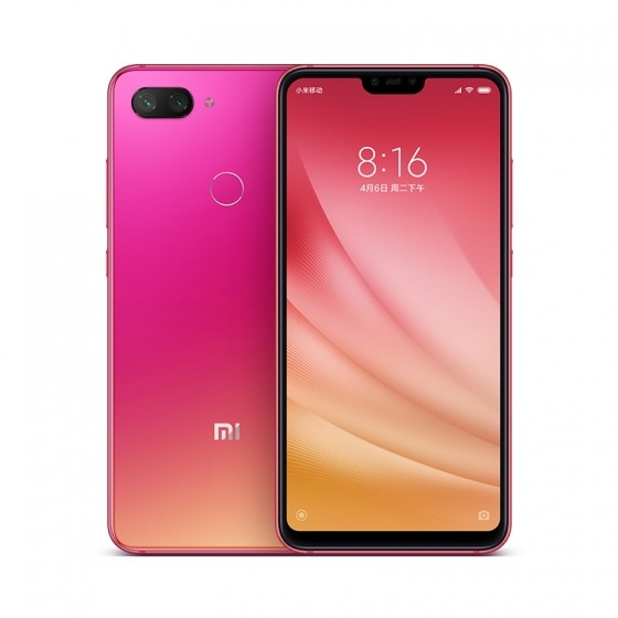 Xiaomi Mi 8 Lite 4G Phablet English and Chinese Version