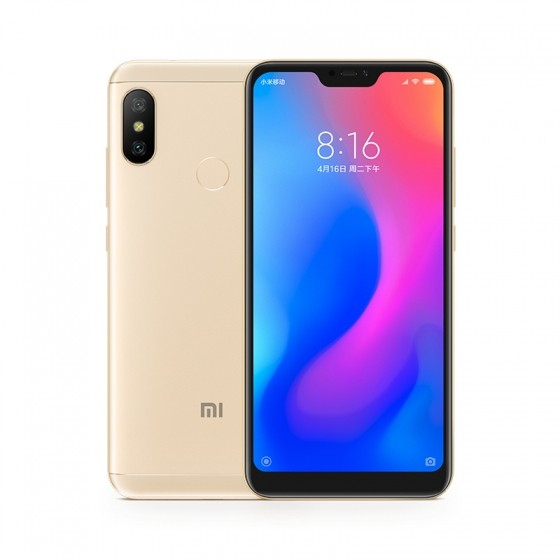 Xiaomi Mi A2 Lite 4G Phablet Global Edition - GOLD