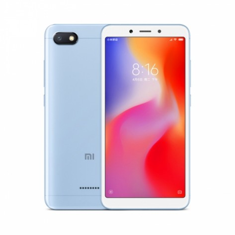 Xiaomi Redmi 6A 4G Smartphone Global Version - BLUE